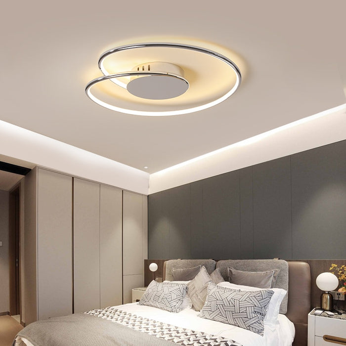 Fortice LED Ceiling Light from Interior Deluxe | Modern Lighting + Decor