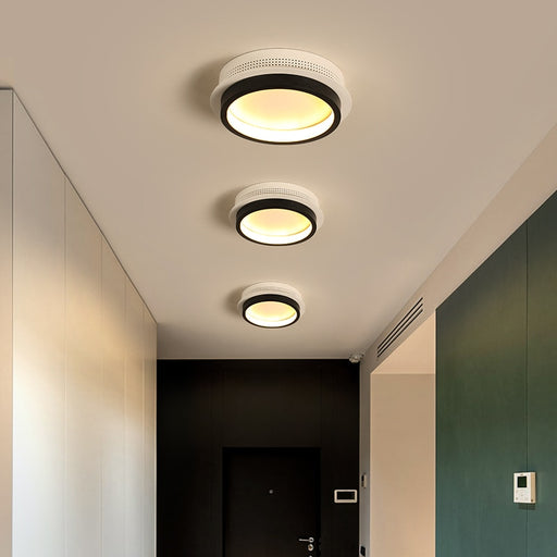 Zona LED Ceiling Light from Interior Deluxe | Modern Lighting + Decor