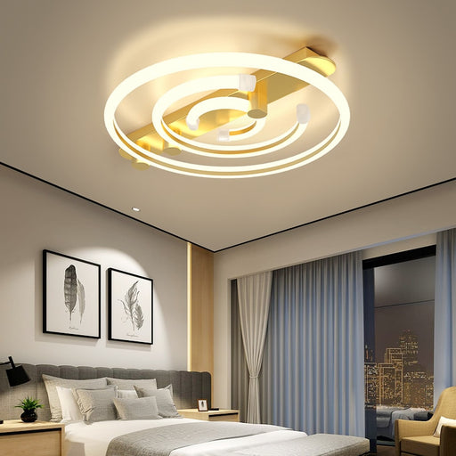 Buy online latest and high quality Oliver LED Ceiling Light from Interior Deluxe | Modern Lighting + Decor