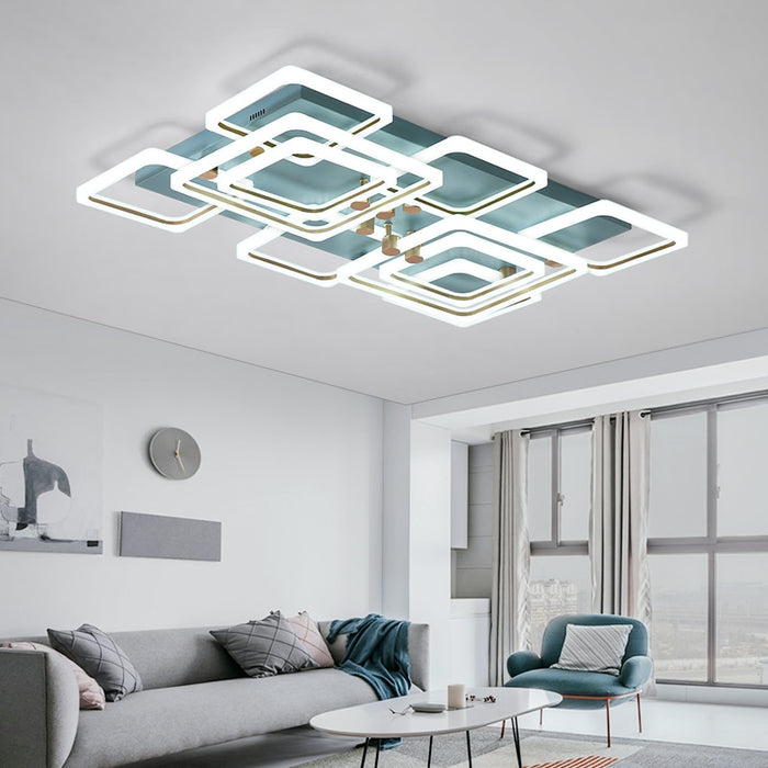 Matrix LED Ceiling Light from Interior Deluxe | Modern Lighting + Decor