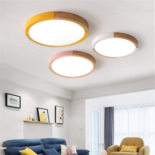 Moonois LED Ceiling Light from Interior Deluxe | Modern Lighting + Decor