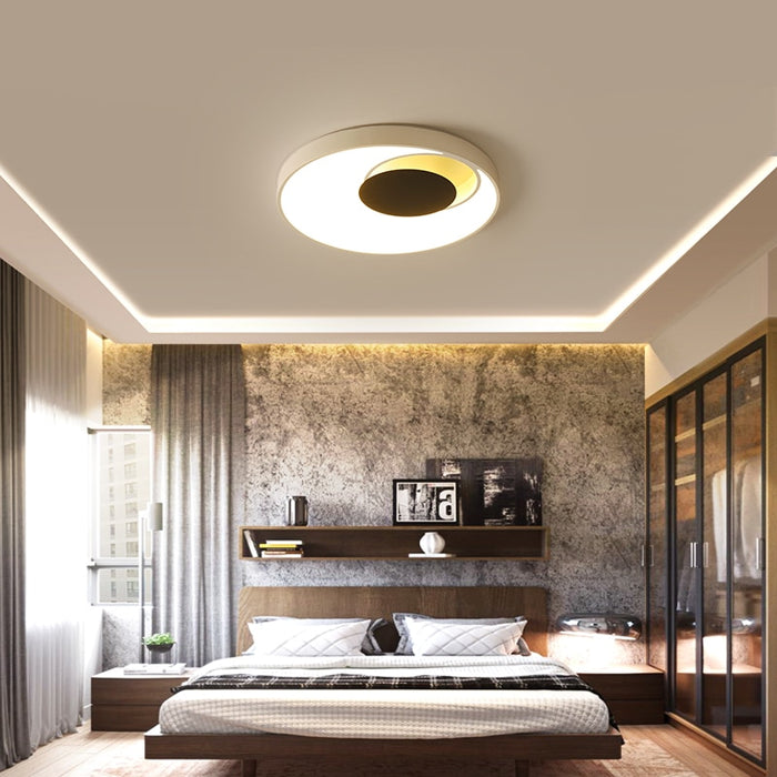 Contero LED Ceiling Light from Interior Deluxe | Modern Lighting + Decor