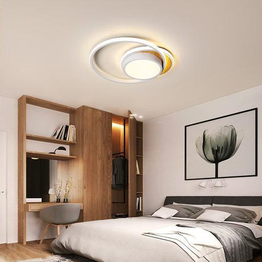 Buy online latest and high quality Conta Round LED Ceiling Light from Interior Deluxe | Modern Lighting + Decor