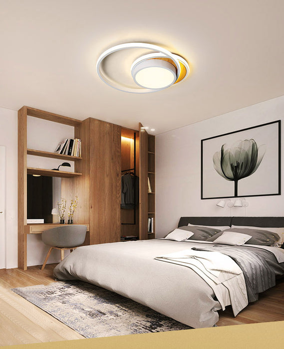 Conta Round LED Ceiling Light from Interior Deluxe | Modern Lighting + Decor