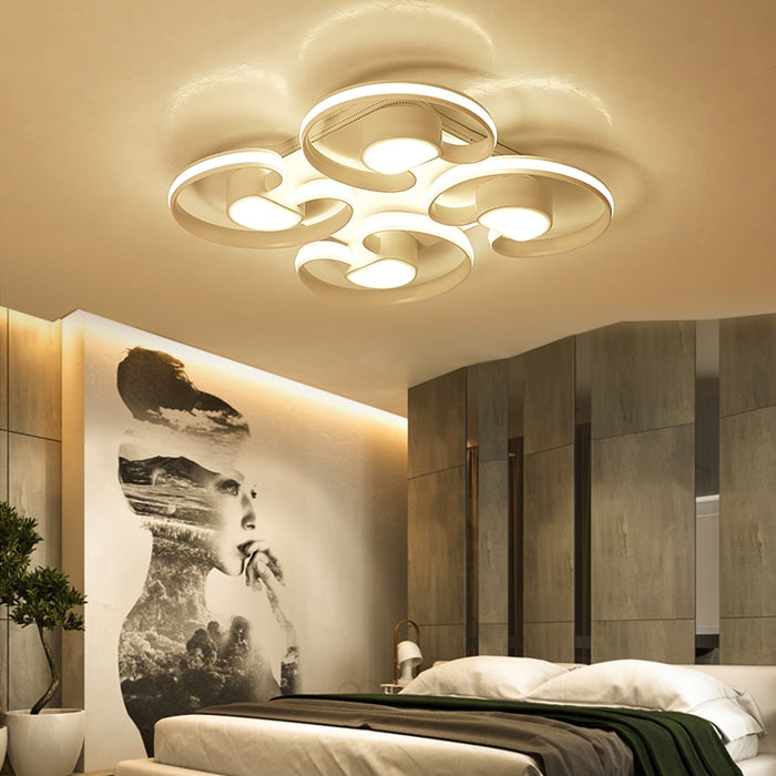 Buy online latest and high quality Rodda LED Ceiling Light from Interior Deluxe | Modern Lighting + Decor