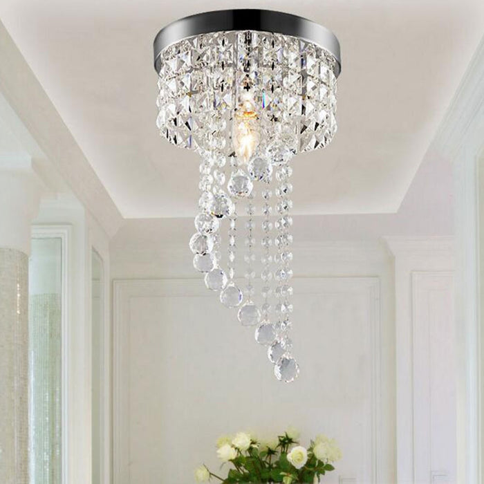 Bling Chandelier from Interior Deluxe | Modern Lighting + Decor