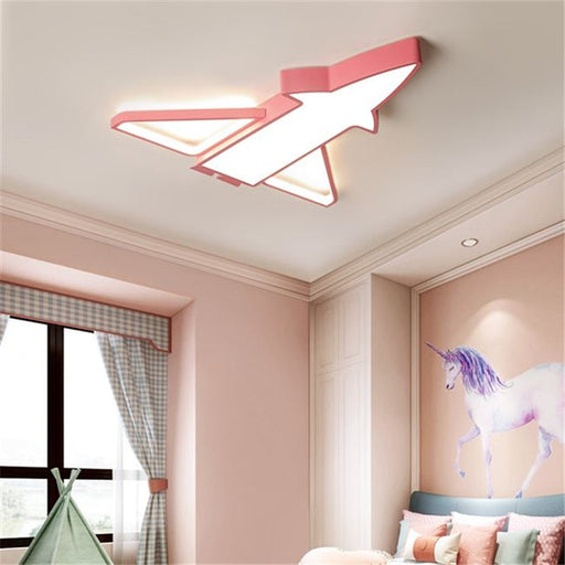 Buy online latest and high quality Modern Airplane LED Ceiling Light from Interior Deluxe | Modern Lighting + Decor