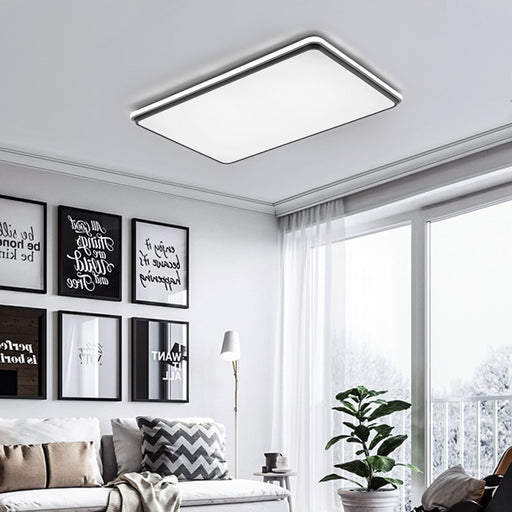 Buy online latest and high quality Ultra Flat LED Ceiling Light from Interior Deluxe | Modern Lighting + Decor