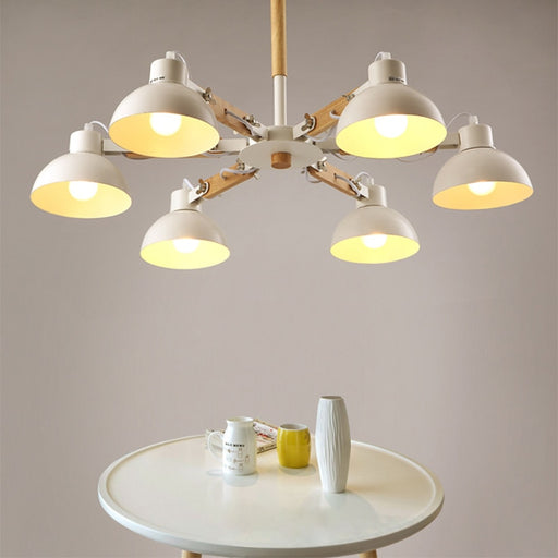 Bowl Chandelier from Interior Deluxe | Modern Lighting + Decor