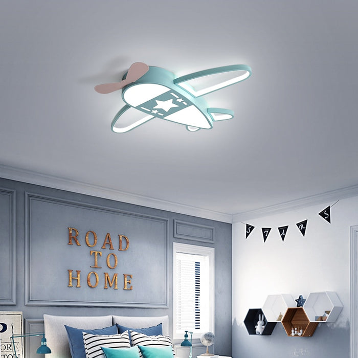 Aero LED Ceiling Light from Interior Deluxe | Modern Lighting + Decor
