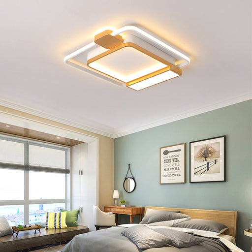 Buy online latest and high quality Rocky LED Ceiling Light from Interior Deluxe | Modern Lighting + Decor