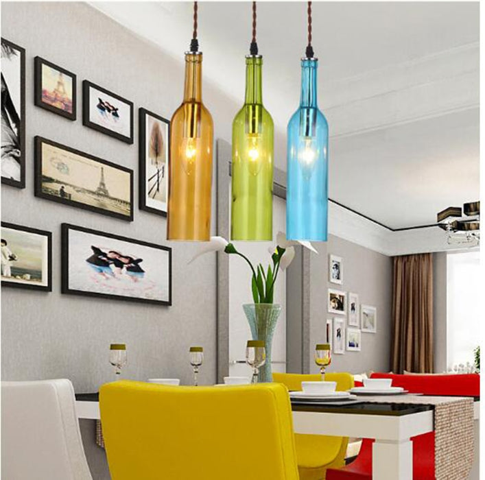 Bottiglia Pendant Light from Interior Deluxe | Modern Lighting + Decor