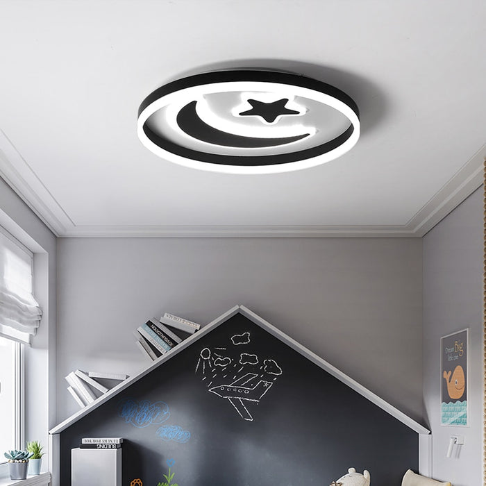 Star LED Ceiling Light from Interior Deluxe | Modern Lighting + Decor