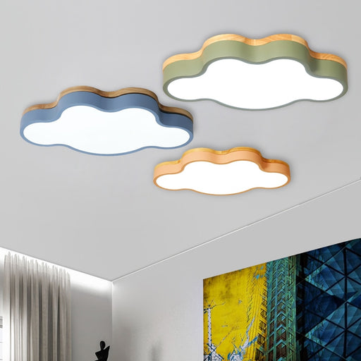 Buy online latest and high quality Cloudy LED Ceiling Light from Interior Deluxe | Modern Lighting + Decor