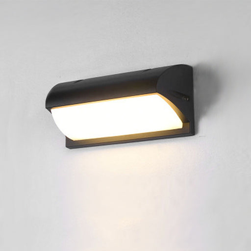 Buy online latest and high quality Mezido Outdoor LED Wall Light from Interior Deluxe | Modern Lighting + Decor