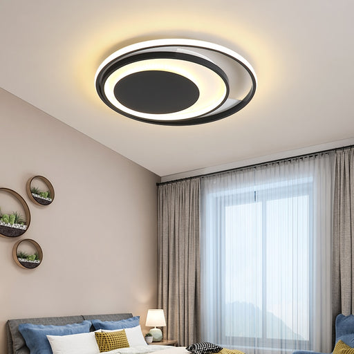 Vega Round LED Ceiling Light from Interior Deluxe | Modern Lighting + Decor