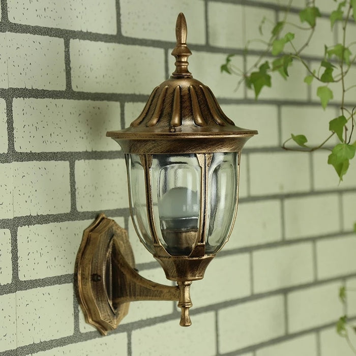 Caesar Outdoor Wall Lamp from Interior Deluxe | Modern Lighting + Decor