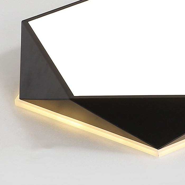 Pentalux LED Ceiling Light from Interior Deluxe | Modern Lighting + Decor