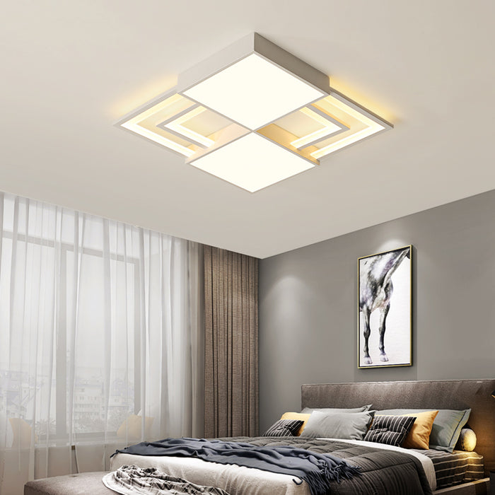 Tigris LED Ceiling Light from Interior Deluxe | Modern Lighting + Decor
