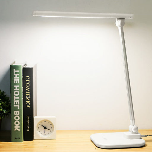 Aura LED Desk Lamp from Interior Deluxe | Modern Lighting + Decor