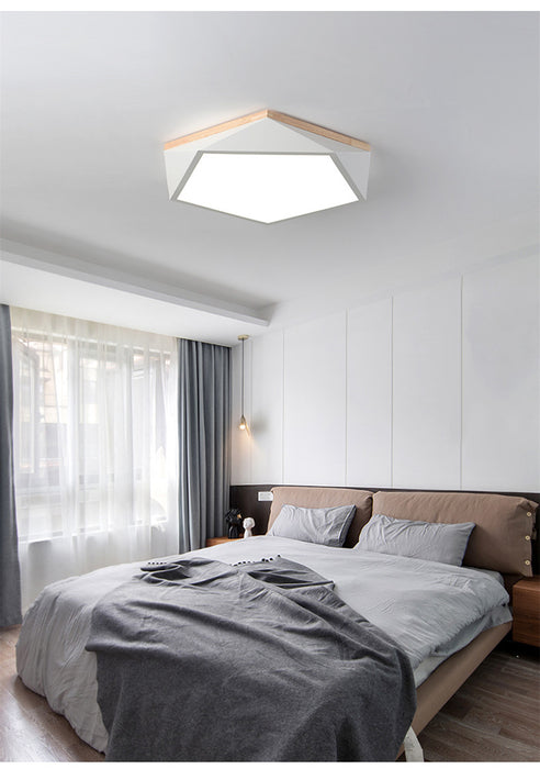 Pentana LED Ceiling Light from Interior Deluxe | Modern Lighting + Decor