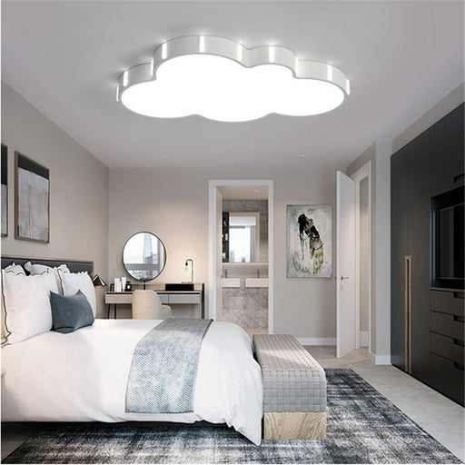 Cloudia LED Ceiling Light from Interior Deluxe | Modern Lighting + Decor