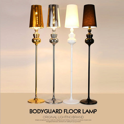Bodyguard Floor Lamp from Interior Deluxe | Modern Lighting + Decor