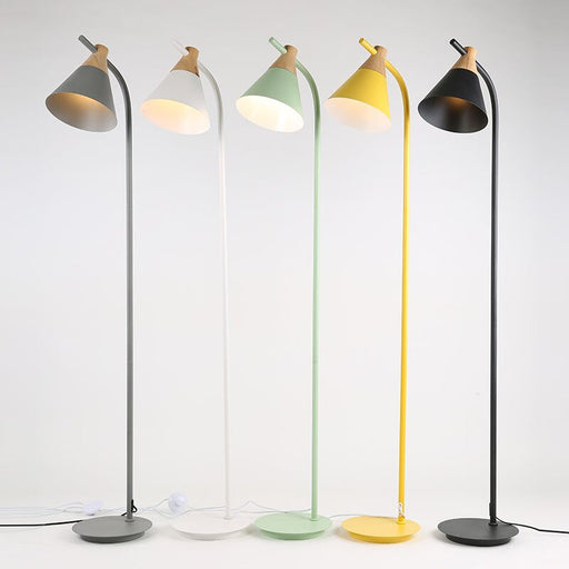 Cono Floor Lamp from Interior Deluxe | Modern Lighting + Decor
