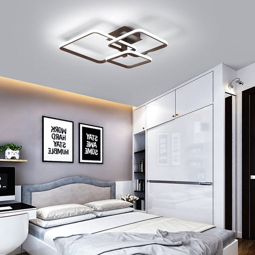Cendana LED Ceiling Light from Interior Deluxe | Modern Lighting + Decor