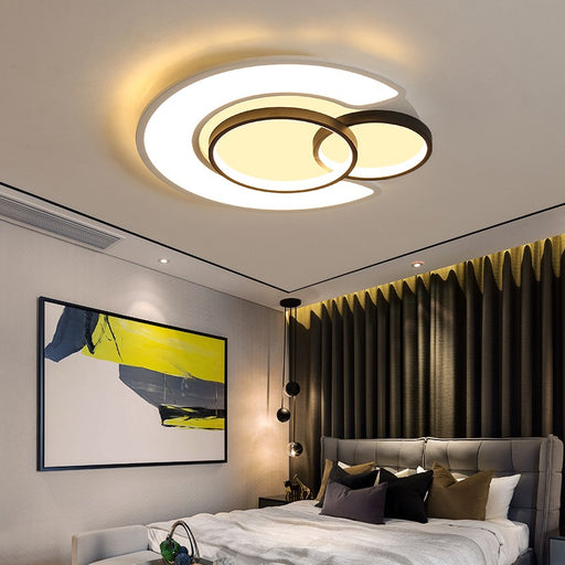Solo LED Ceiling Light from Interior Deluxe | Modern Lighting + Decor