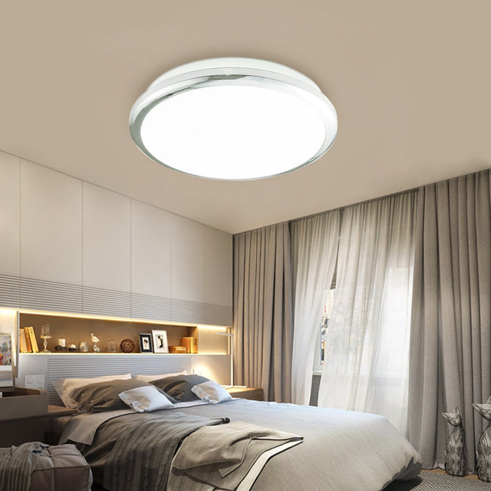 Buy online latest and high quality Tambourine LED Ceiling Light from Interior-Deluxe.com | Modern Lighting + Decor