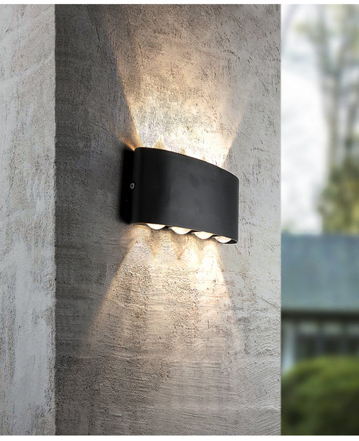 Buy online latest and high quality Anemo Outdoor Wall Light from Interior-Deluxe.com | Modern Lighting + Decor