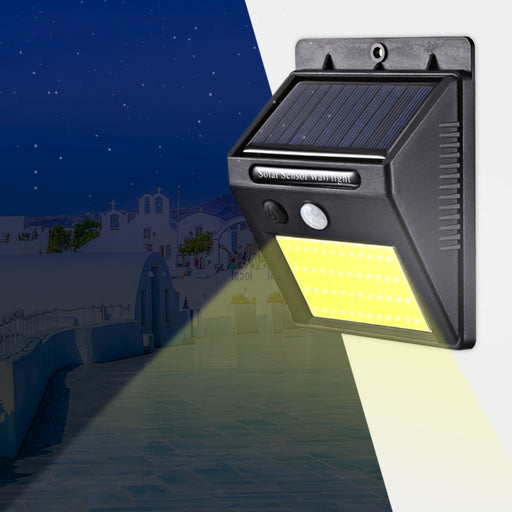 Pyramid LED Solar Outdoor Wall Light from Interior-Deluxe.com | Modern Lighting + Decor