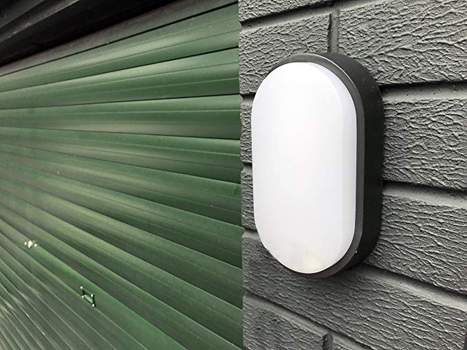 Clam LED Outdoor Wall Lamp from Interior Deluxe | Modern Lighting + Decor