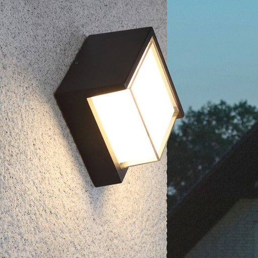 Pudding LED Outdoor Wall Lamp from Interior Deluxe | Modern Lighting + Decor