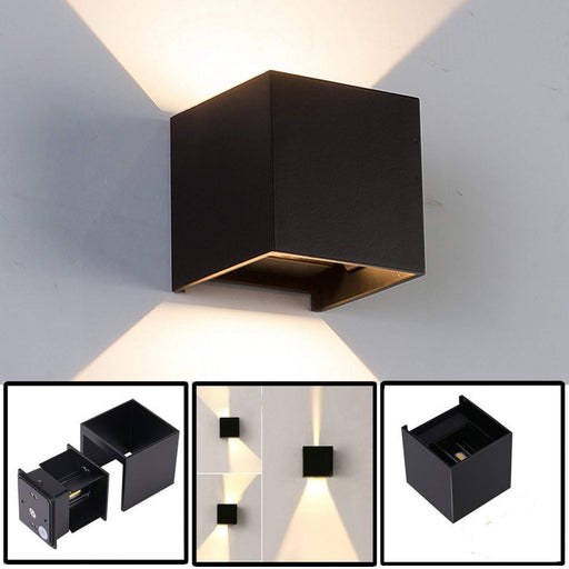 Piazza LED Wall Lamp from Interior Deluxe | Modern Lighting + Decor