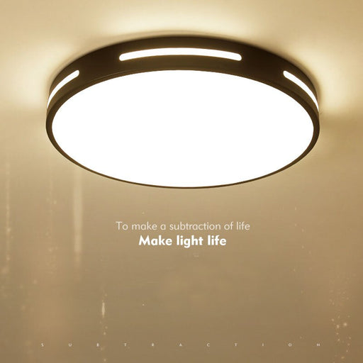 Buy online latest and high quality Timbrel LED Ceiling Light from Interior-Deluxe.com | Modern Lighting + Decor