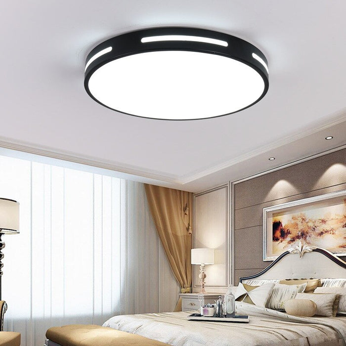 Timbrel LED Ceiling Light from Interior-Deluxe.com | Modern Lighting + Decor