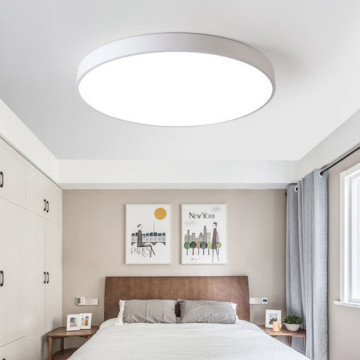 Timpano LED Ceiling Light from Interior-Deluxe.com | Modern Lighting + Decor