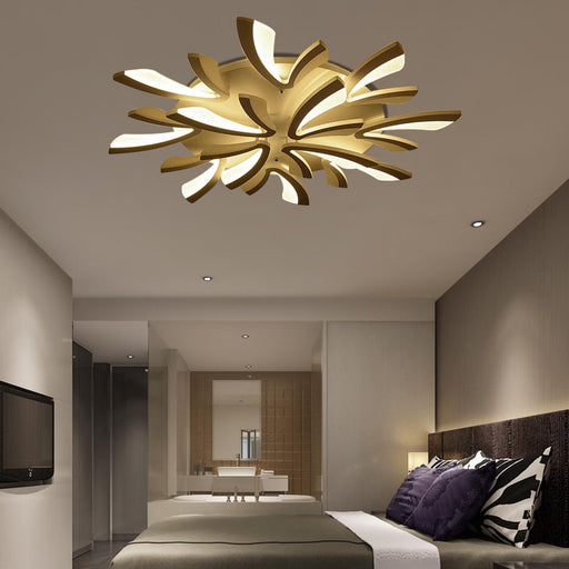 Buy online latest and high quality Vortex Miss V LED Ceiling Light from Interior-Deluxe.com | Modern Lighting + Decor