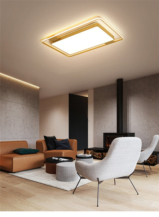 Widza LED Ceiling Light from Interior Deluxe | Modern Lighting + Decor