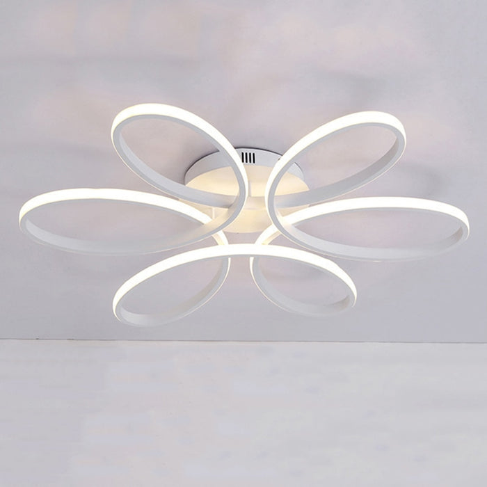 Buy online latest and high quality Curly LED Ceiling Light from Interior-Deluxe.com | Modern Lighting + Decor