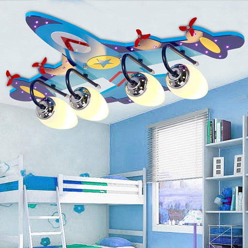 Top Gun LED Ceiling Light from Interior-Deluxe.com | Modern Lighting + Decor