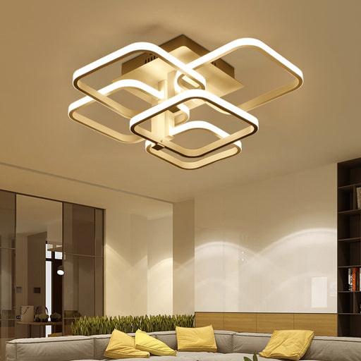 Melody Ceiling Light from Interior-Deluxe.com | Modern Lighting + Decor