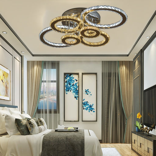 Rueda Ceiling Light from Interior-Deluxe.com | Modern Lighting + Decor
