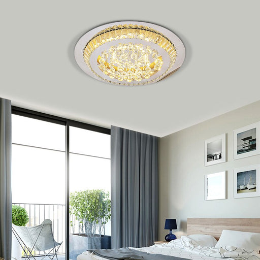 Crater Ceiling Light from Interior-Deluxe.com | Modern Lighting + Decor