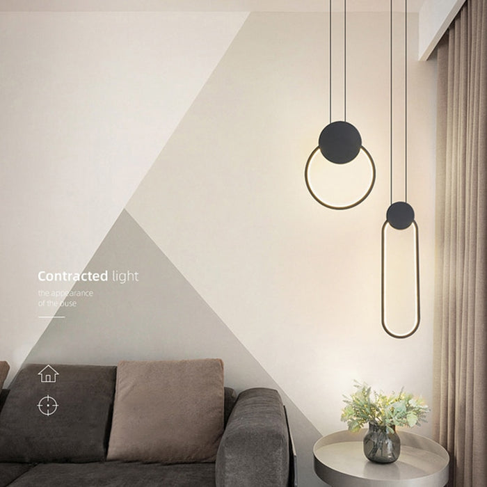 Buy online latest and high quality Mendoza Pendant Light from Interior Deluxe | Modern Lighting + Decor