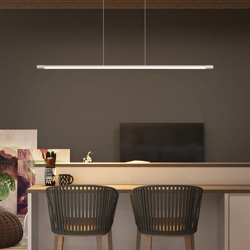 Buy online latest and high quality Bhandy LED Linear Suspension Light from Interior Deluxe | Modern Lighting + Decor