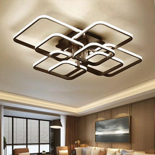 Rakemi LED Ceiling Light from Interior Deluxe | Modern Lighting + Decor