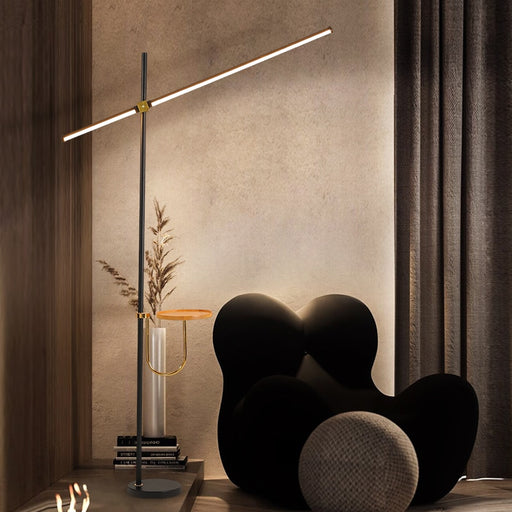 Buy online latest and high quality Sando LED Floor Lamp from Interior Deluxe | Modern Lighting + Decor
